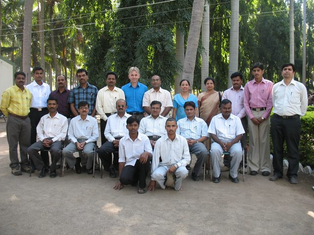 Baramati ADT Farm - Group photo